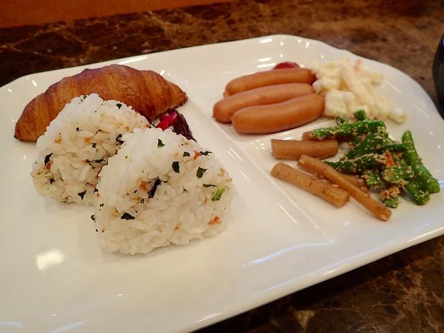 2015.9.20 ホテル朝食