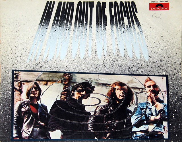 "Focus - In And Out Of Focus 12"" VInyl LP"
