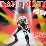 """IRON MAIDEN MAIDEN JAPAN 12"""" Vinyl LP"""