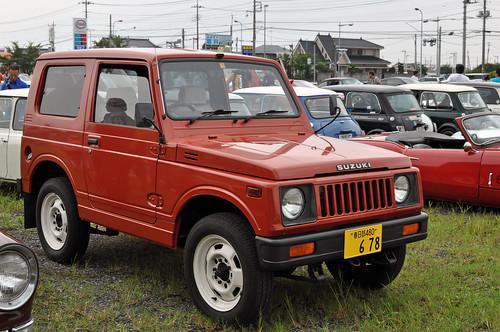 1980 SUZUKI JIMNY