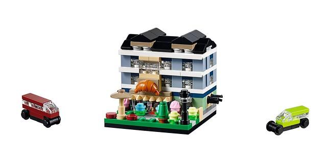 LEGO Toys R Us Bricktober 2015: 40143 - Bricktober Bakery