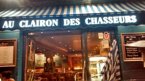 Paris Au Clairon des Chasseurs Aug 15