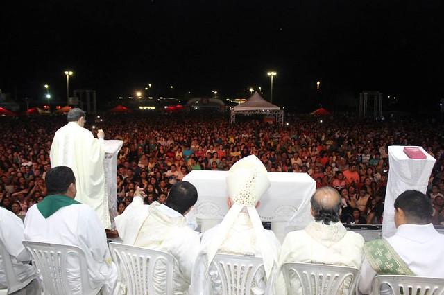 Festa 100 anos Itapipoca - Celebração e Fábio de Melo