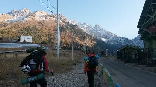 Альпиниада на пик Молодежный (4147 м) (15)