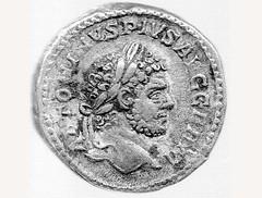 Helmsley hoard Caracalla Roman coin