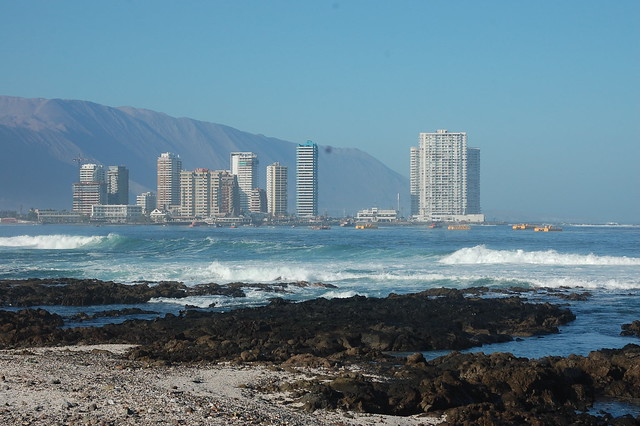 Views from the Malecón, Iquique, Tarapacá, Chile