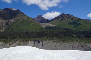 119 Op de gletsjer
