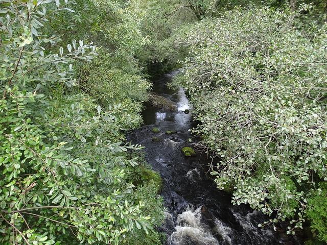 Río Mandeo en Irixoa