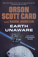 Orson Scott Card & Aaron Johnston - Earth Unaware