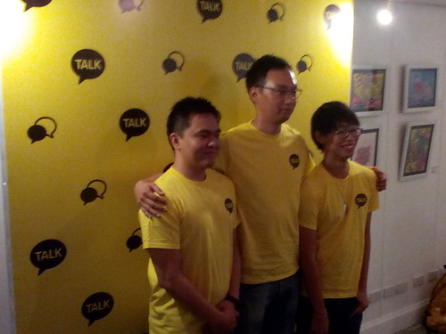 KakaoTalk Open Chat launch in the PH