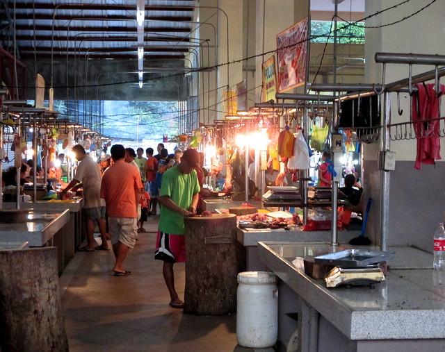 Kananga public market