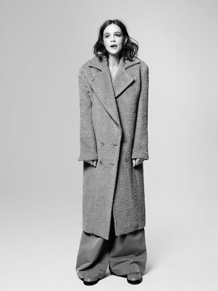 Кэри Маллиган — Фотосессия для «Elle» UK 2015 – 1