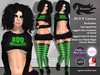Tameless BOO! Outfit - Green