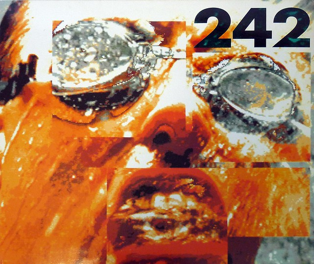 "FRONT 242 TYRANNY FOR YOU 12"" LP VINYL"