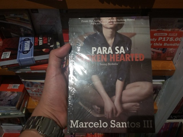 Spotted at National: the present Philippine contemporary,  popular literature