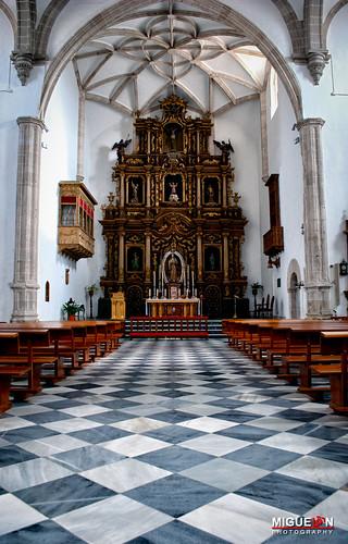 Santa María de la Quinta Angustia - Puebla de Don Fadrique.