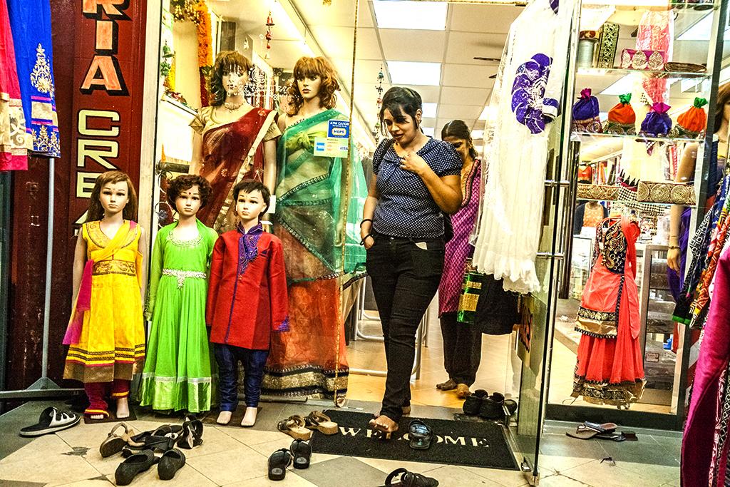 Clothing store--Johor Bahru