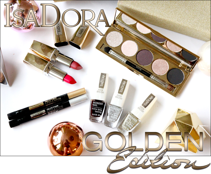 IsaDora golden edition