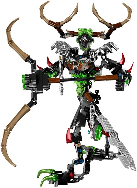 LEGO Bionicle 71310 - Umarak the Hunter
