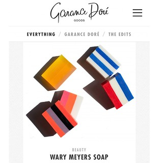 Wary Meyers Soap Garance Dore