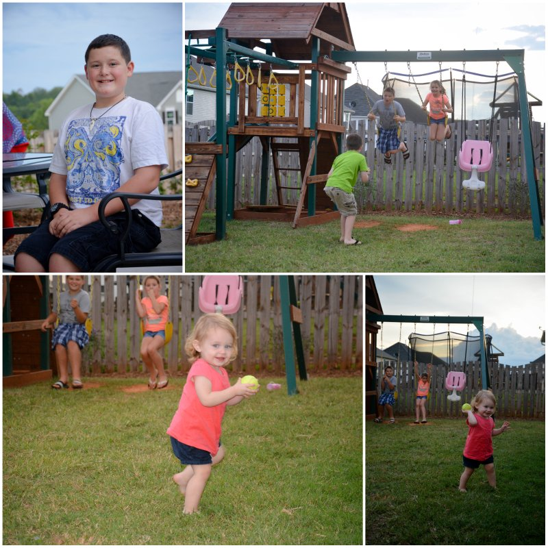 backyard fun