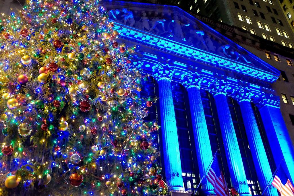 NYSE tree