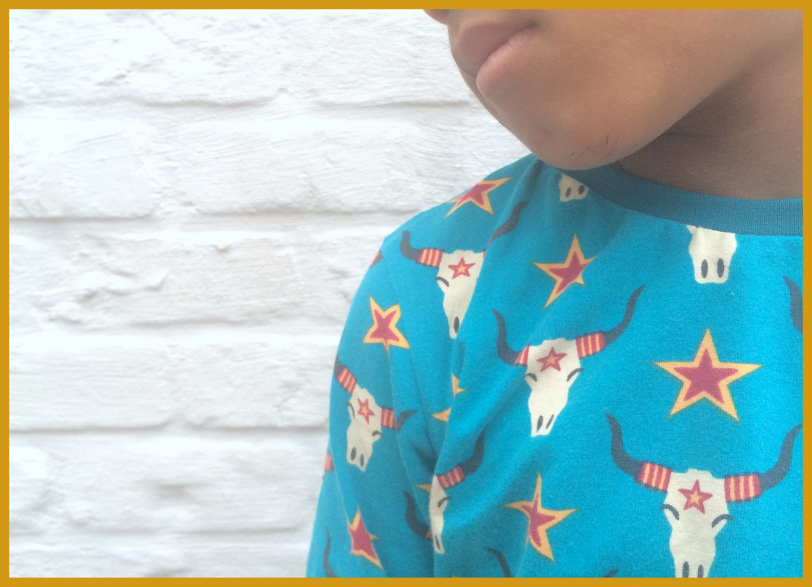 lillestof pyjama (close-up2) - bovenstuk billie zonen 09