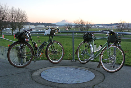 NYE 2015 Ride - Bicycles and Mountain