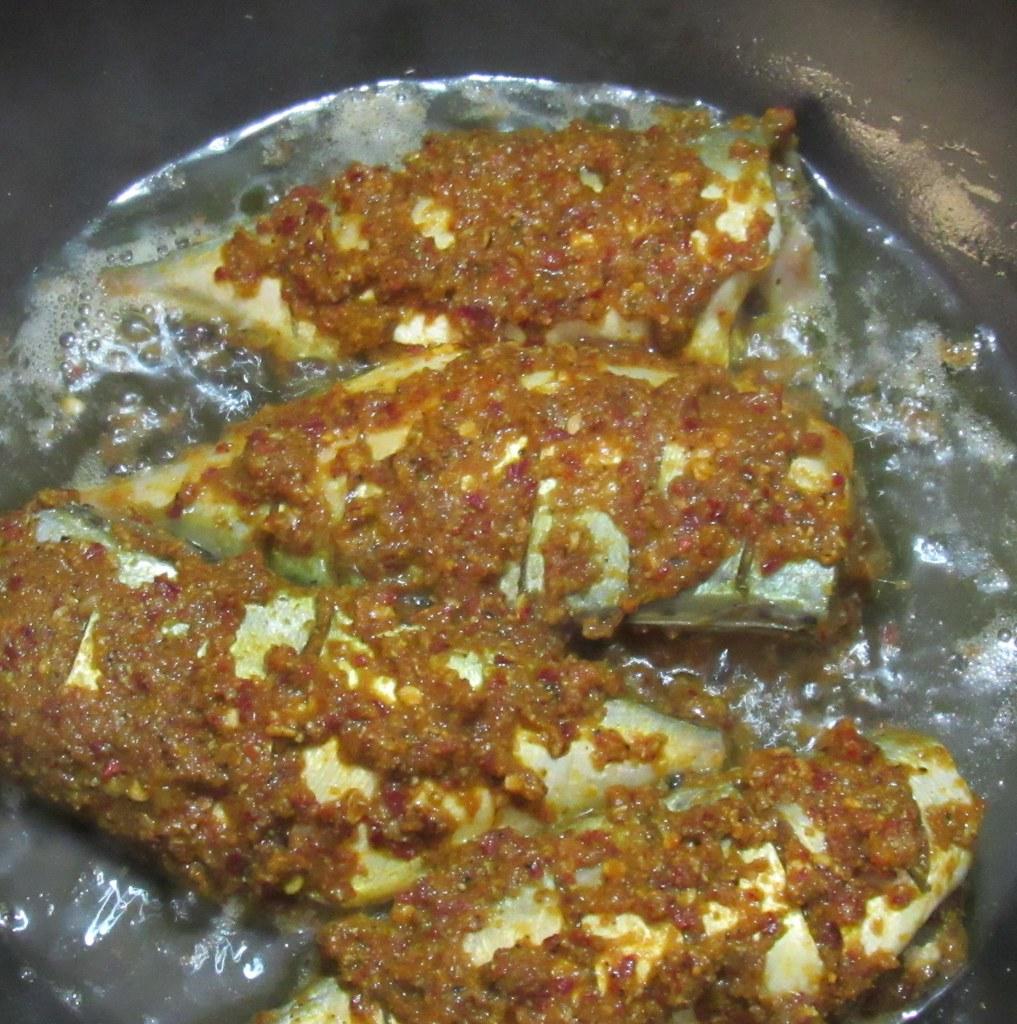 Oishi Recipes: Ayala/ Indian Mackerel Fish Fry