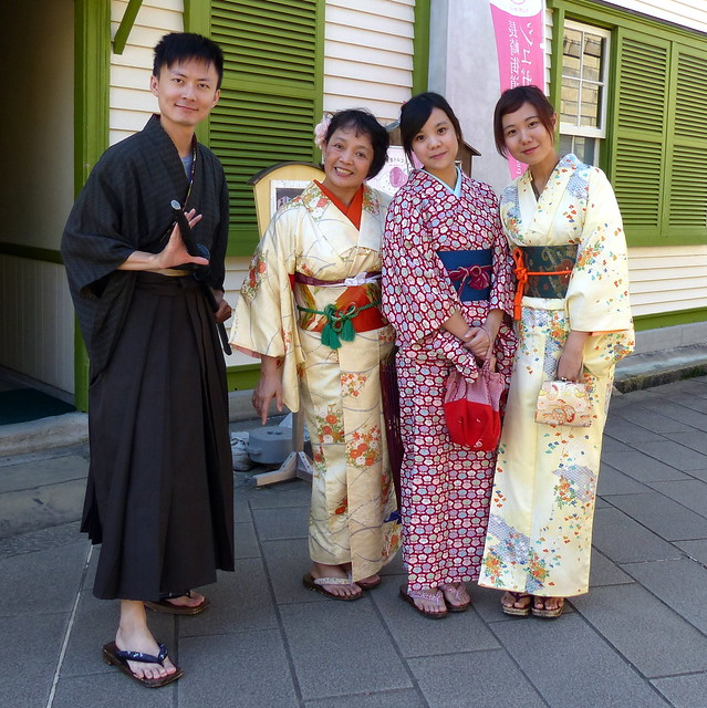 Making friends in the Dejima