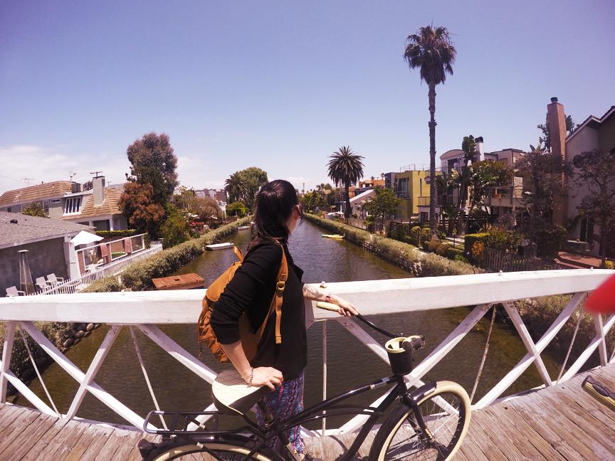 californie venice canals