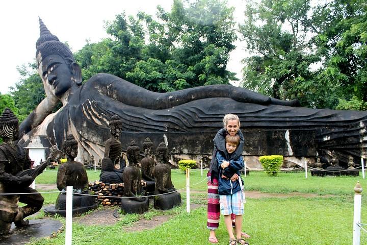 Parque de Buda de Vientiane