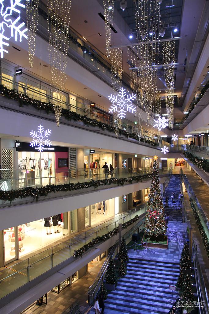Tokyo Winter Illuminations- 表参道Hills-IMG_0698090