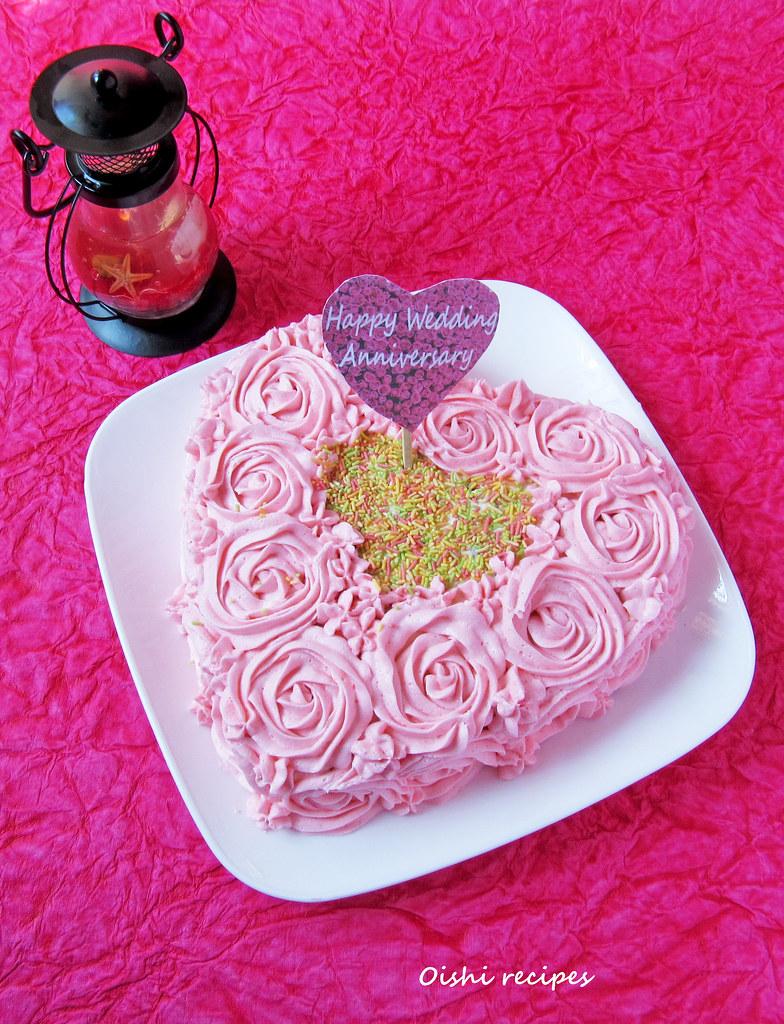 My Anniversary Cake 3