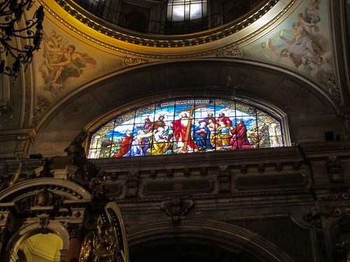 Santiago: la Cathédrale