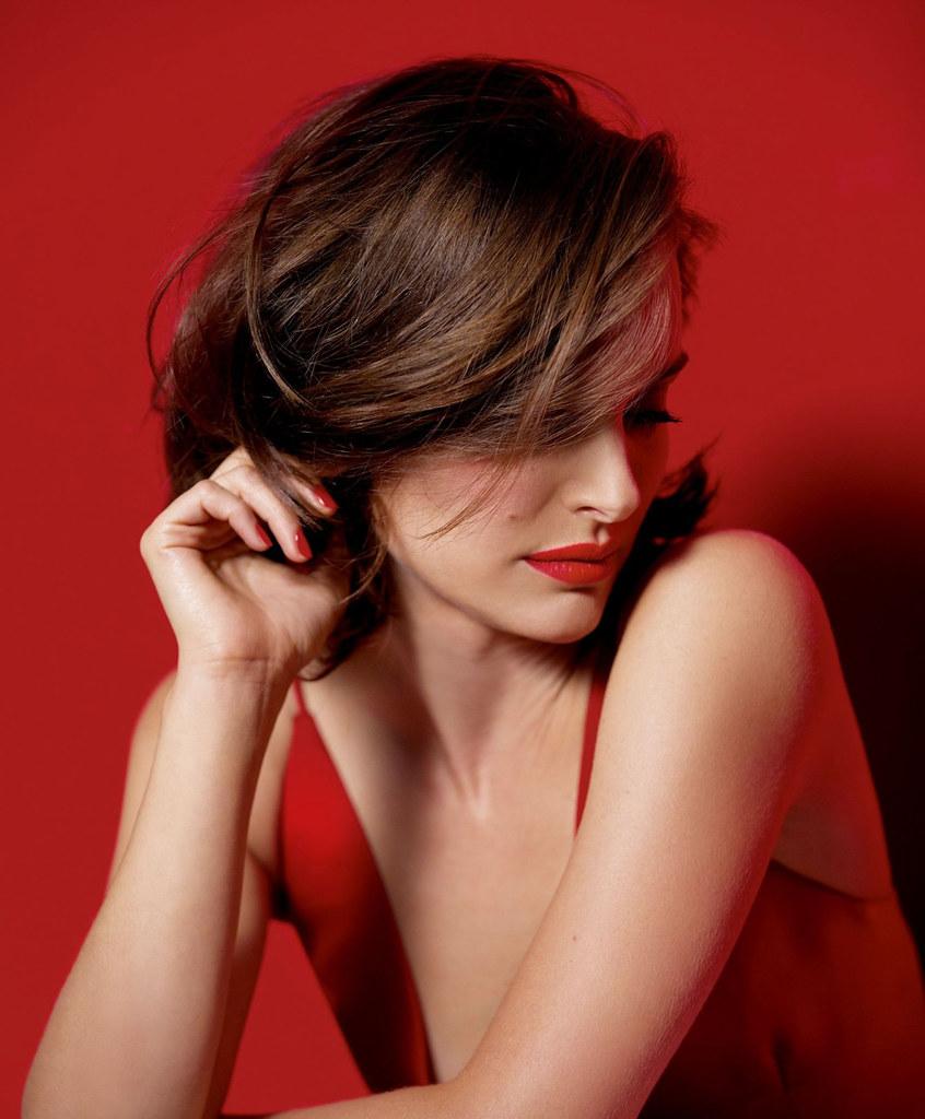 Натали Портман — Фотосессия для «Rouge Dior» 2016 – 3