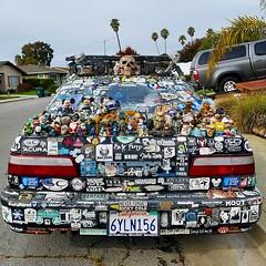 Where's Waldo?  Seen during #rer in Capitola, California.