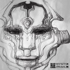 Unfinished Mystik Mask uncovering the ancient secret ::