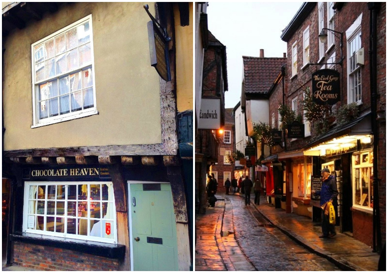 The Shambles. Credit Jhsteel, Richard Croft