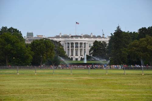 Washington DC Whitehouse July 15 11