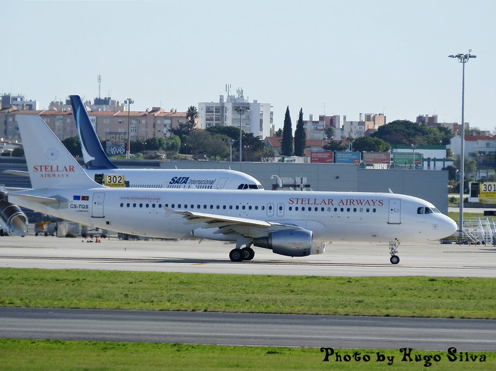 Stellar Airways (White)
