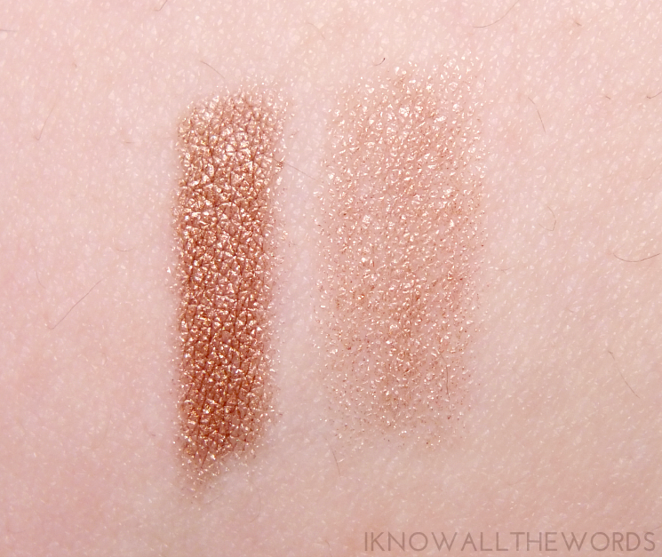 smashbox brow tech collection highlight stick in bronze shimmer(3)