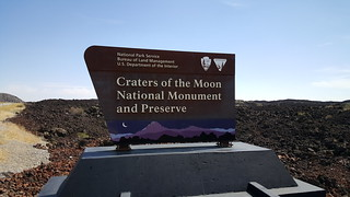 Craters of the Moon NM & Pres