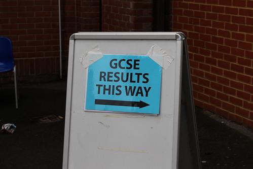 Sutton GCSE students celebrate their academic success