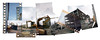 (Animated GIF) Agat 18 + Pentax Espio 200 + Holga 120N + wide lens + 35mm film by Daniel Cane