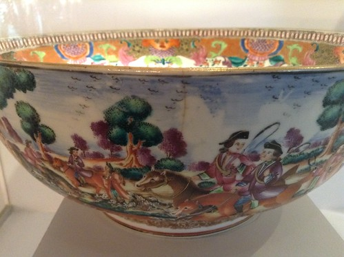 Bowl made in China