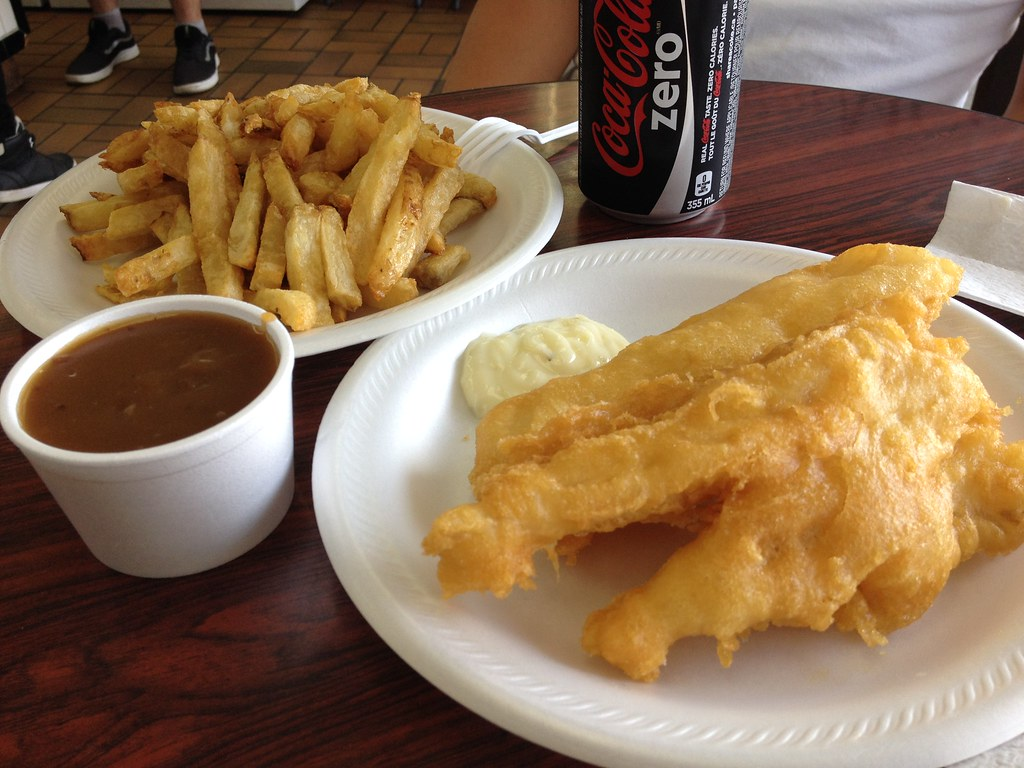 Harbour Fish and Chips