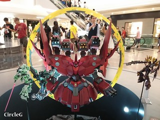 CIRCLEG 時代廣場 高達 皇室堡 MELODY 九龍灣 EMAX 國際展貿中心 香港手作設計展 (5)
