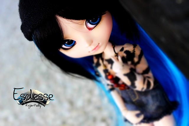 Esdesse - Pullip Romantique Alice Blue Version