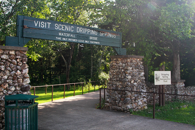 Dripping Springs Scenic Trail